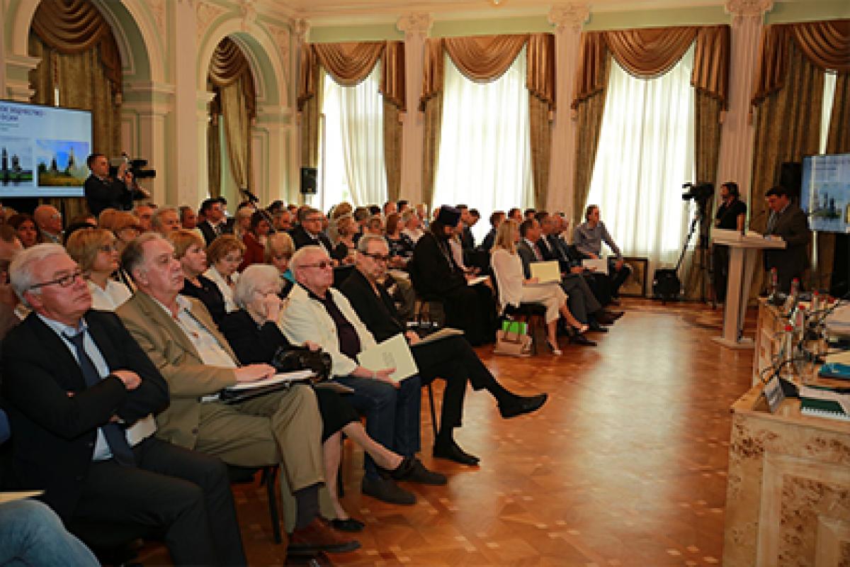 Реализацию проекта «Возрождение исторических усадеб» обсудили на заседании коллегии Минкультуры России