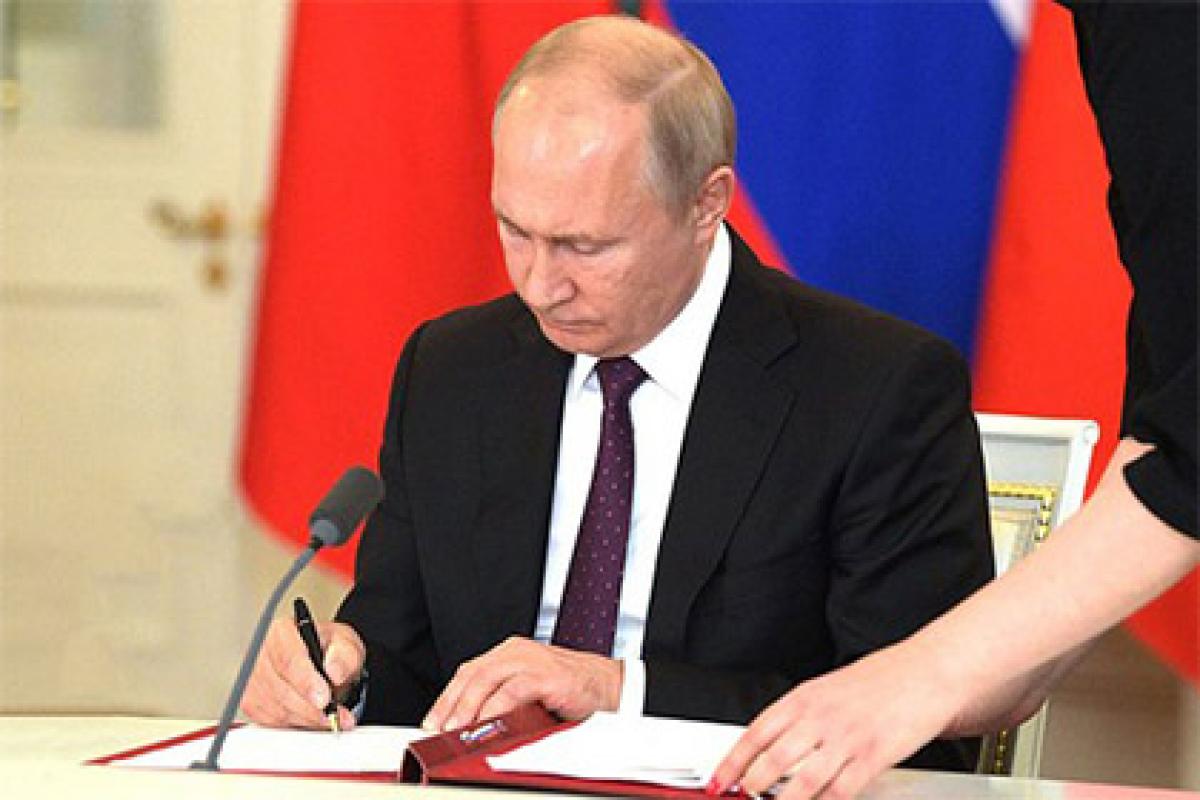 Президент России одобрил изменения в законе об объектах культурного наследия народов РФ