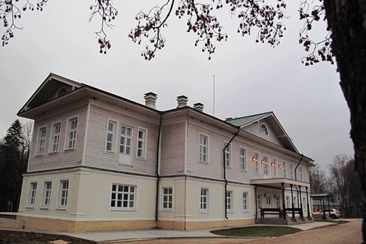 Международный волонтерский лагерь в усадьбе Воронино (Ярославская обл.)