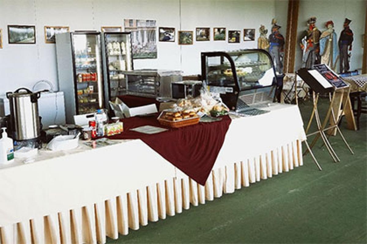 Новое кафе в Усадьбе Марьино - отведайте блюда из вкуснейших фермерских продуктов