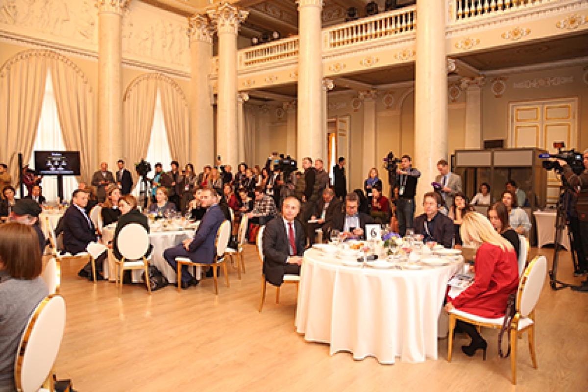 Встречи и дискуссии на 7 Санкт-Петербургском международном культурном форме (2)